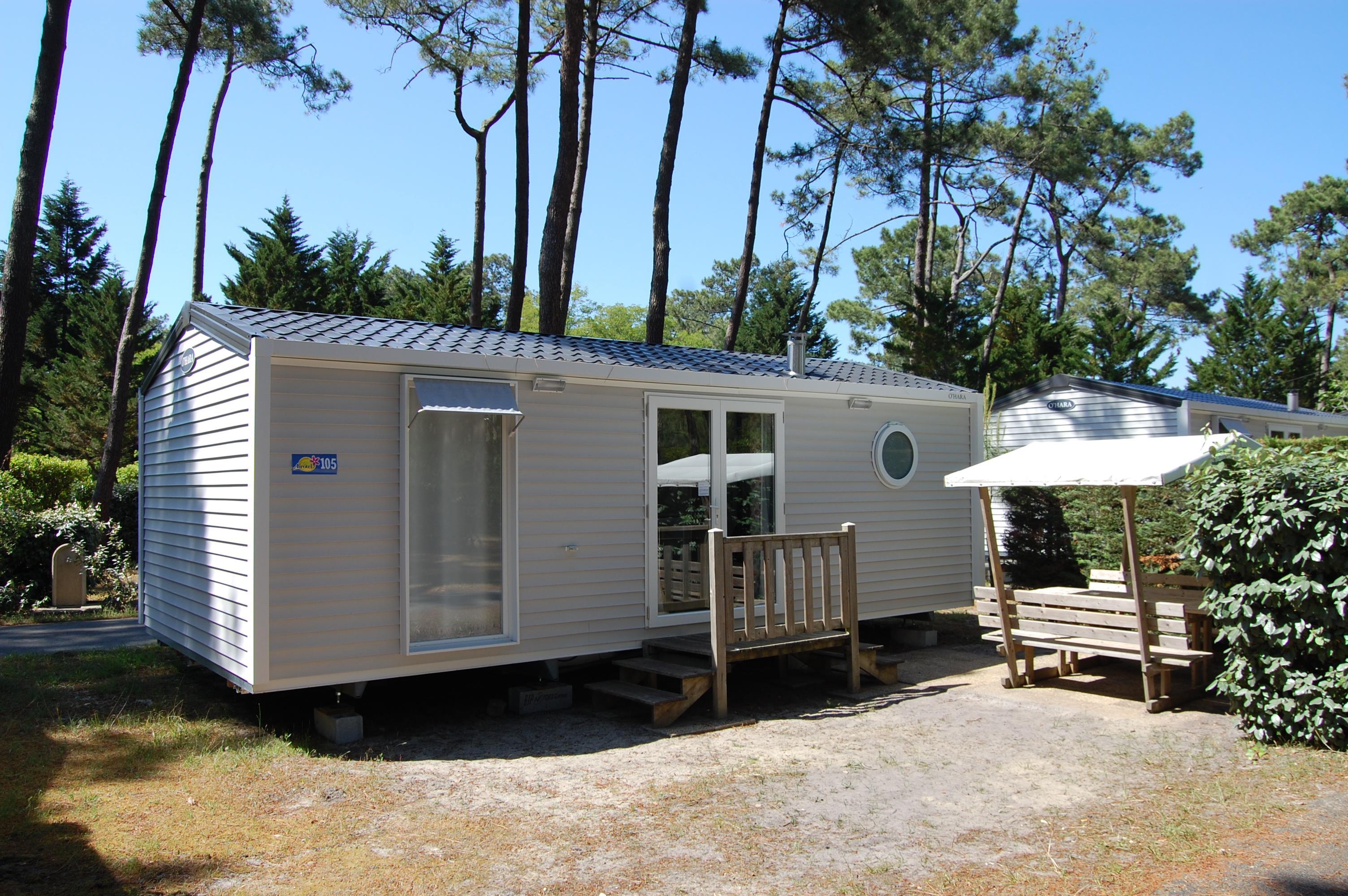 Location - Cottage Océan - Airotel Club Marina Landes