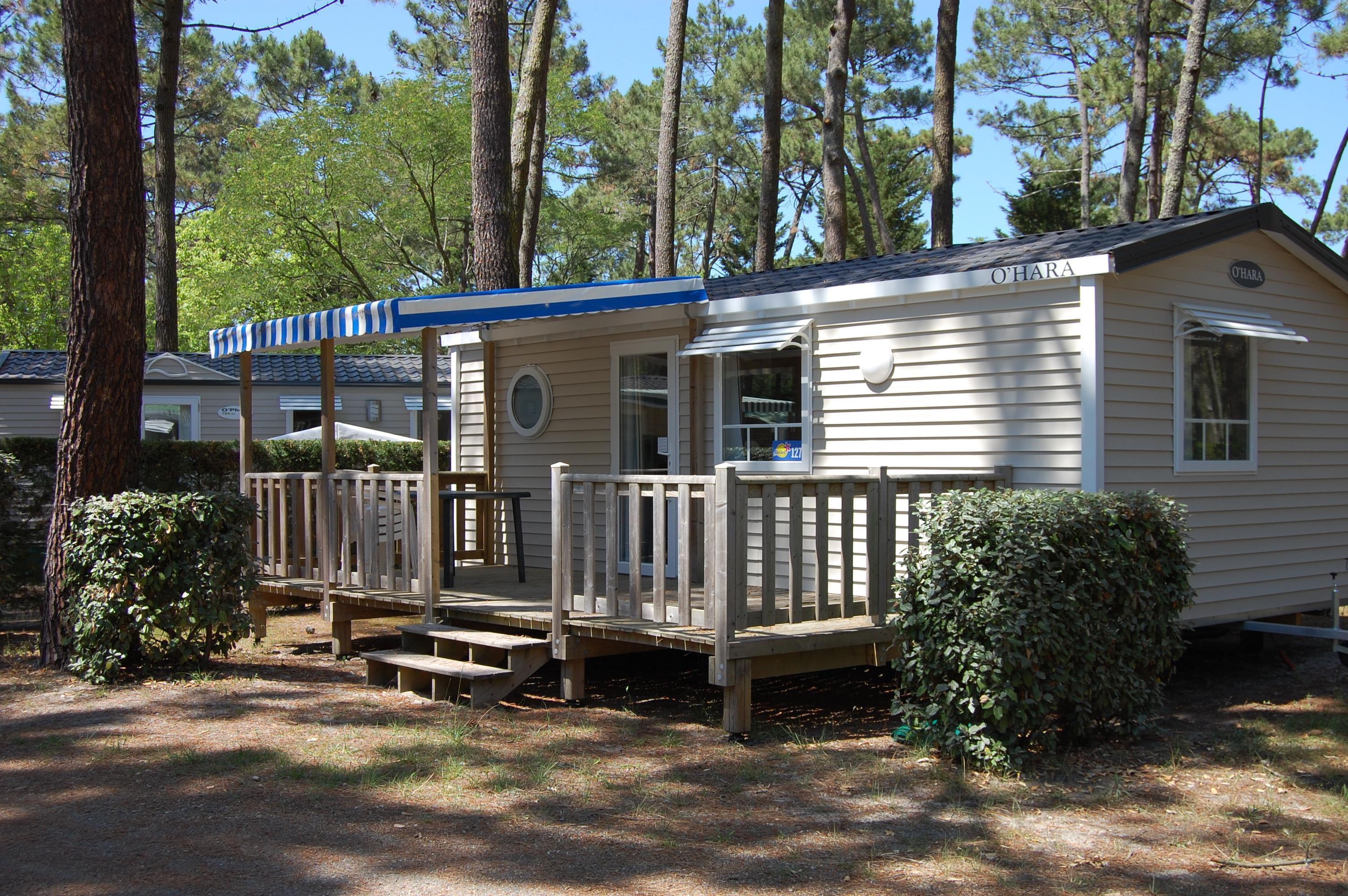 Location - Cottage Horizon - Airotel Club Marina Landes