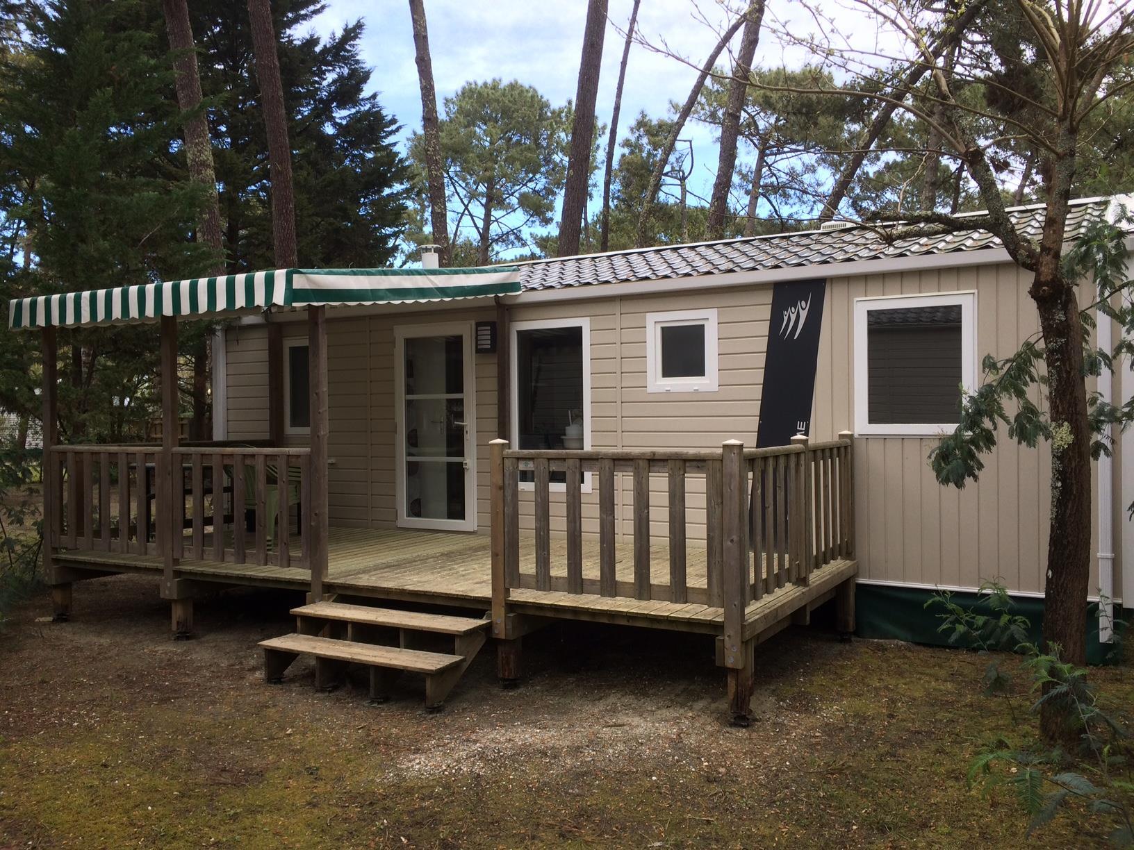 Location - Cottage Marina - Airotel Club Marina Landes