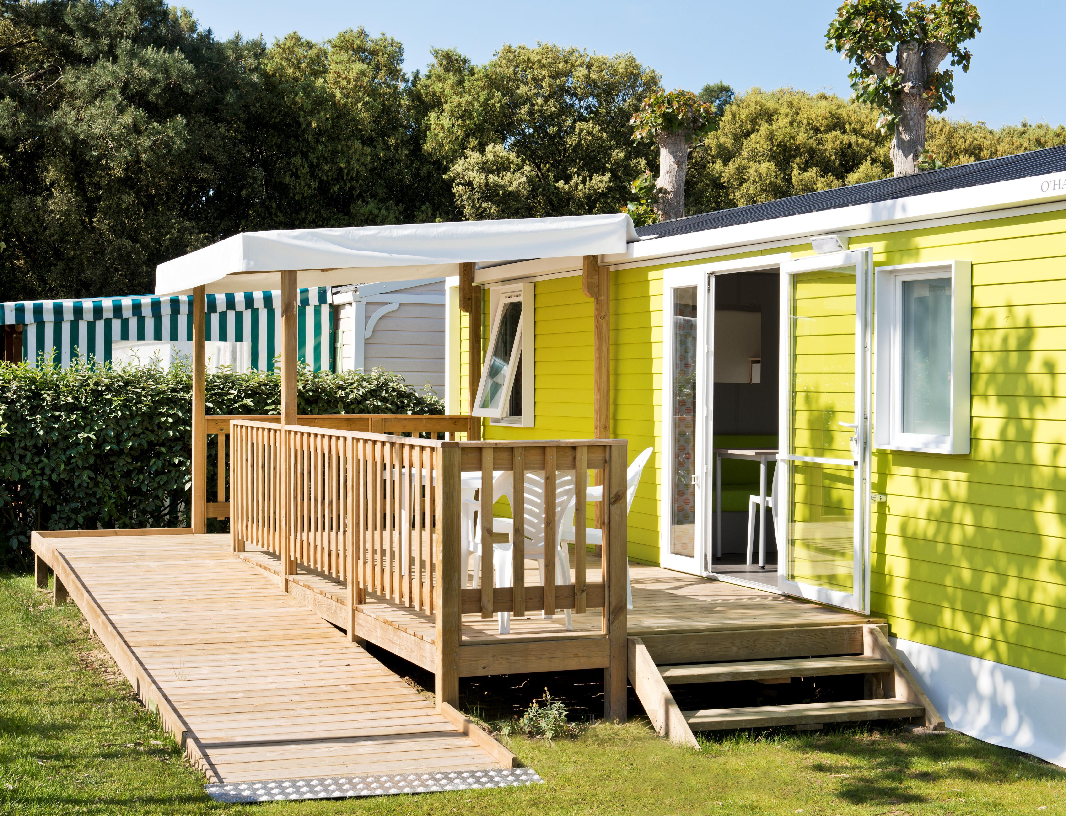 Location - Cottage Pmr - Airotel Club Marina Landes