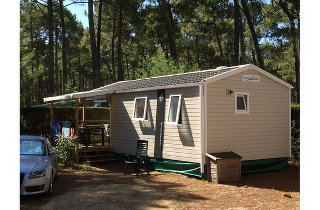Location - Cottage Atlantique Confort - Airotel Club Marina Landes
