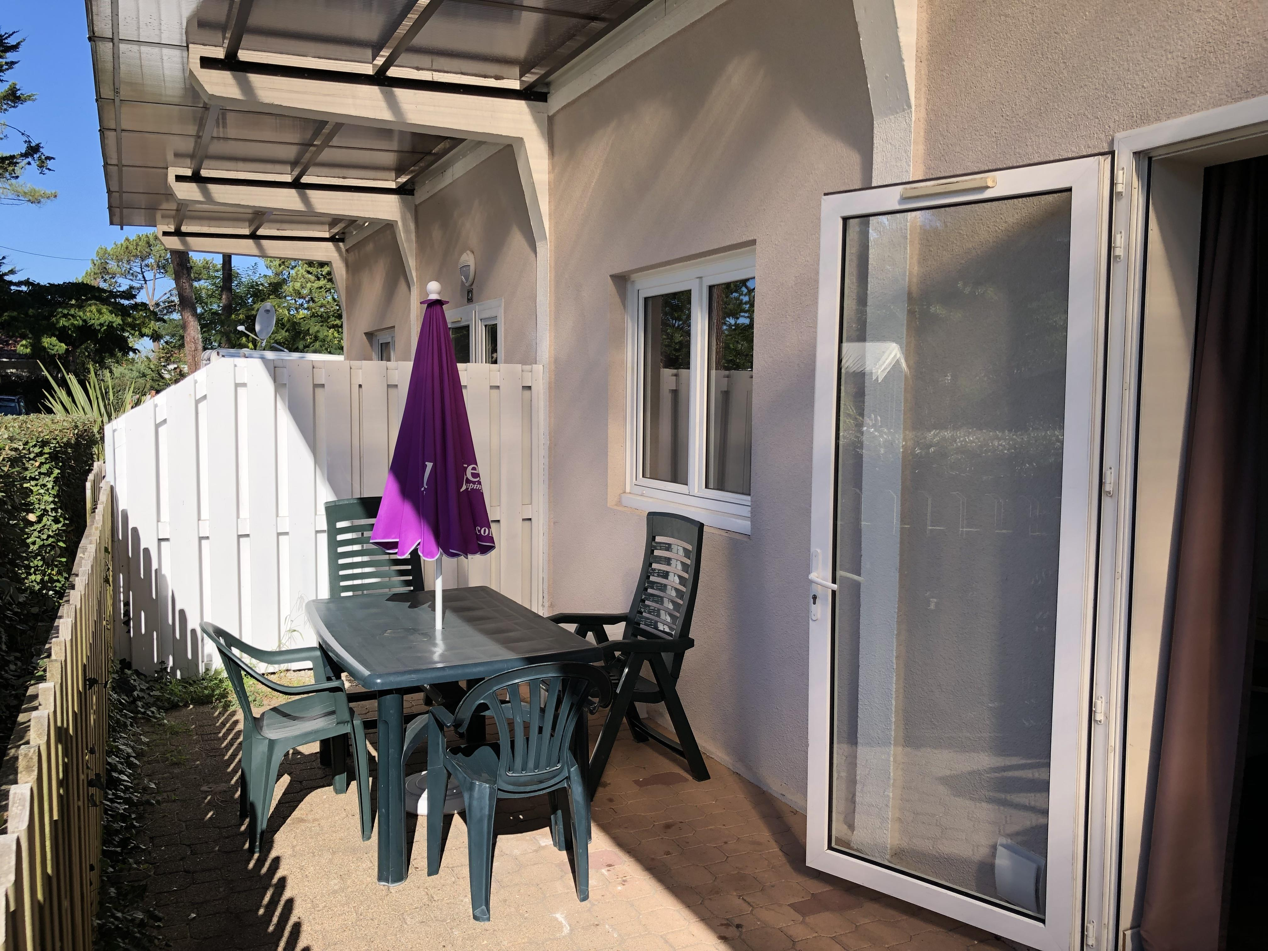 Location - Appartement Jardin - Airotel Club Marina Landes