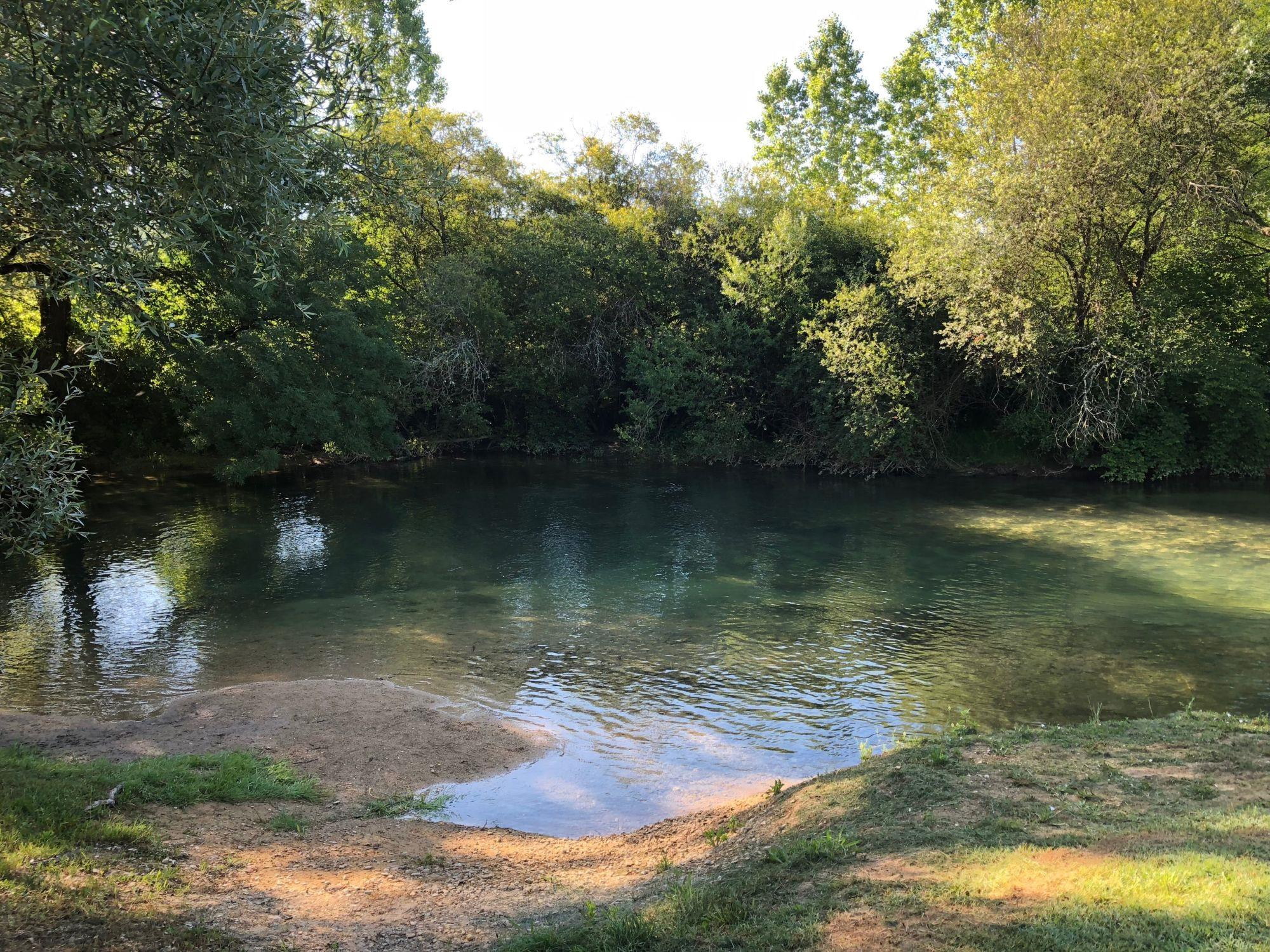 Camping le Moulin de Paulhiac, Daglan, Dordogne