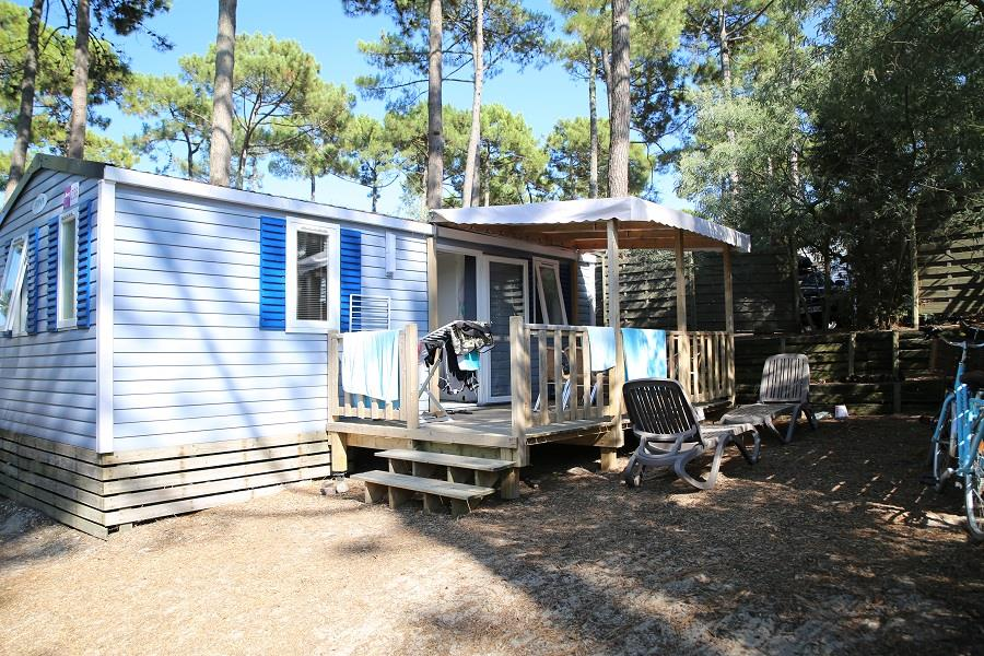 Location - Pinasse - Camping Airotel l'Océan
