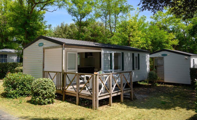 Location - Cottage Anthémis - 3 Chambres - Camping Les Gros Joncs