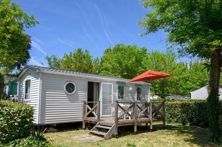 Location - Cottage Liseron - Camping Les Gros Joncs