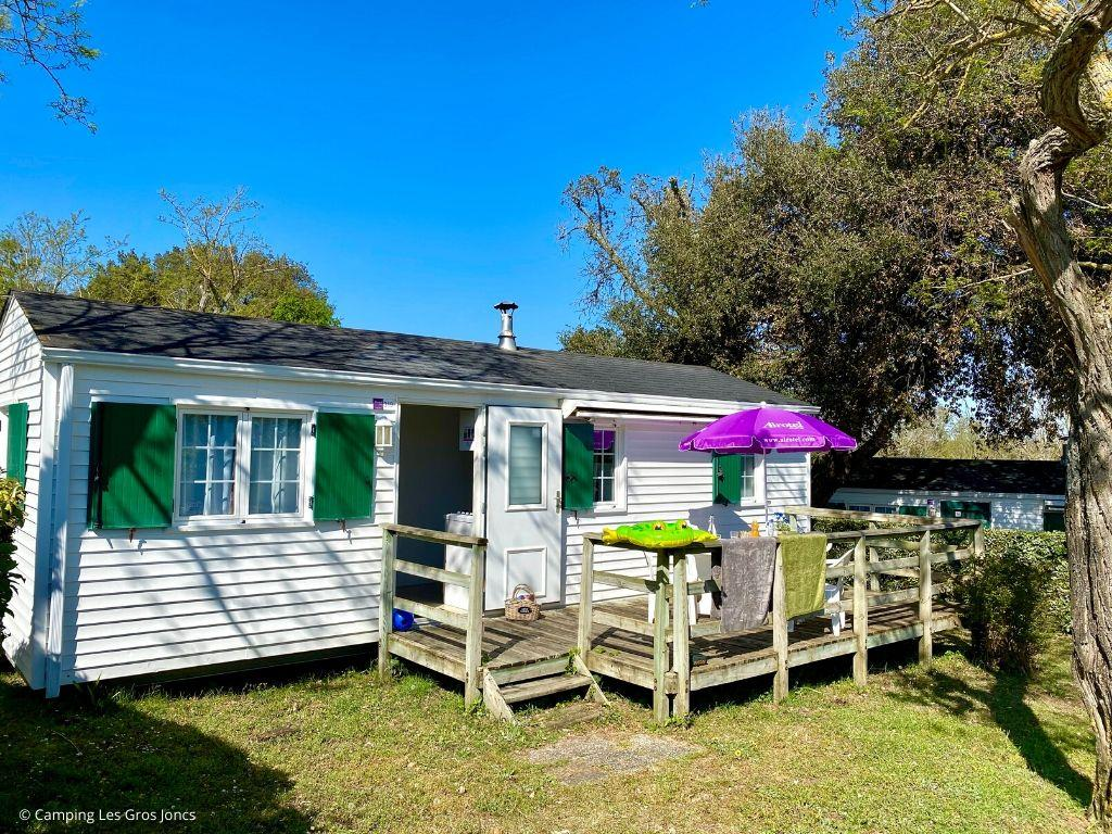 Location - Cottage Gaura - Camping Les Gros Joncs