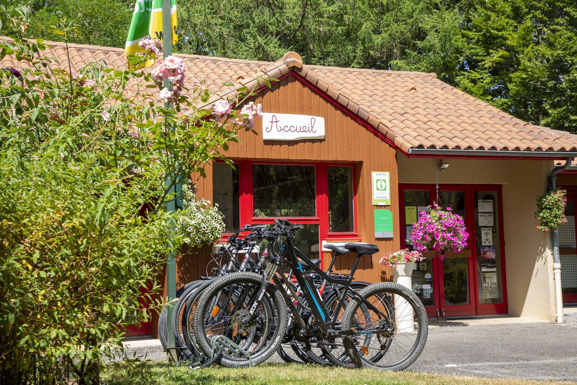 Camping de Freaudour, Saint-Pardoux, Haute-Vienne
