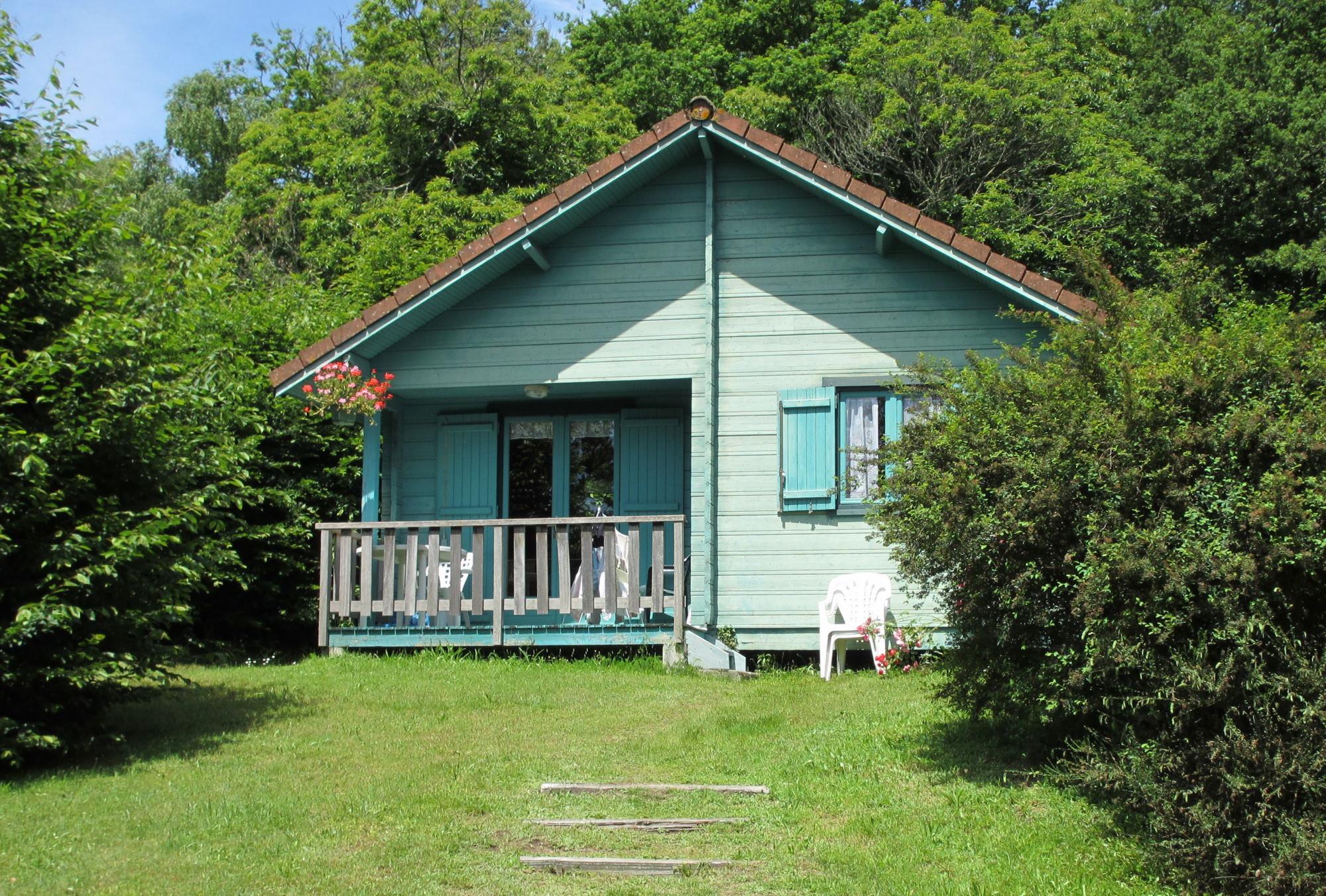 Location - Chalet Adrien 30M² - Camping de Fréaudour