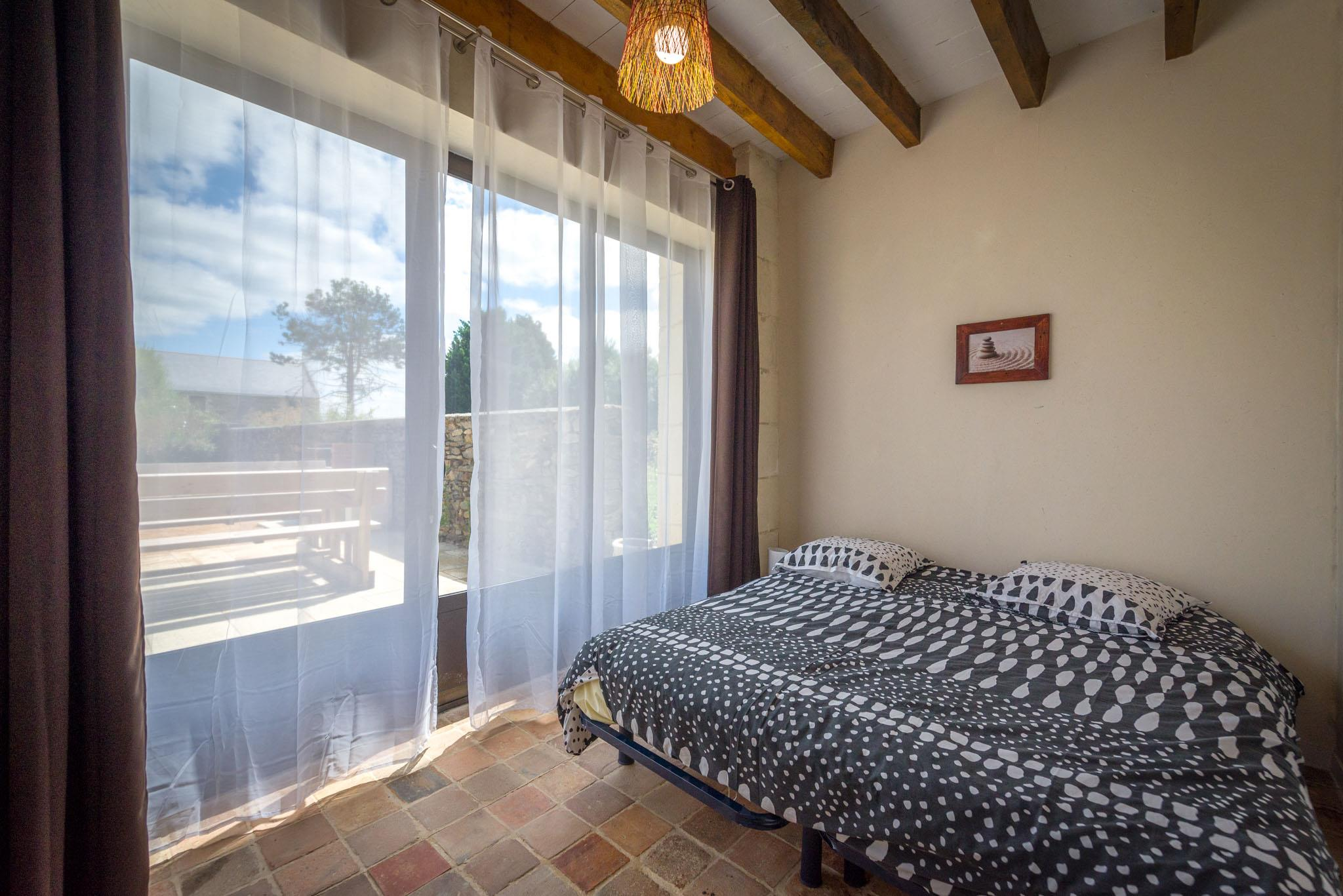 Location - Gîte 100M² (4 Chambres) - Camping Sites et Paysages Domaine de L'Étang