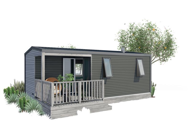 Location - Mobilhome Celtik 2 Chambres - Camping International Le Raguenès Plage