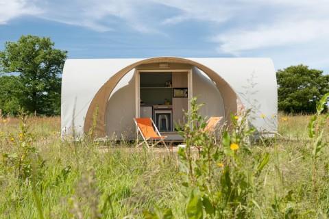 Location - Coco Sweet 16M² - Sans Sanitaires - - Camping L'Étang des Haizes