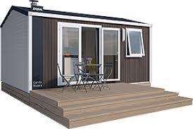 Location - Cahita Riviera, 1 Chambre - - Camping L'Étang des Haizes