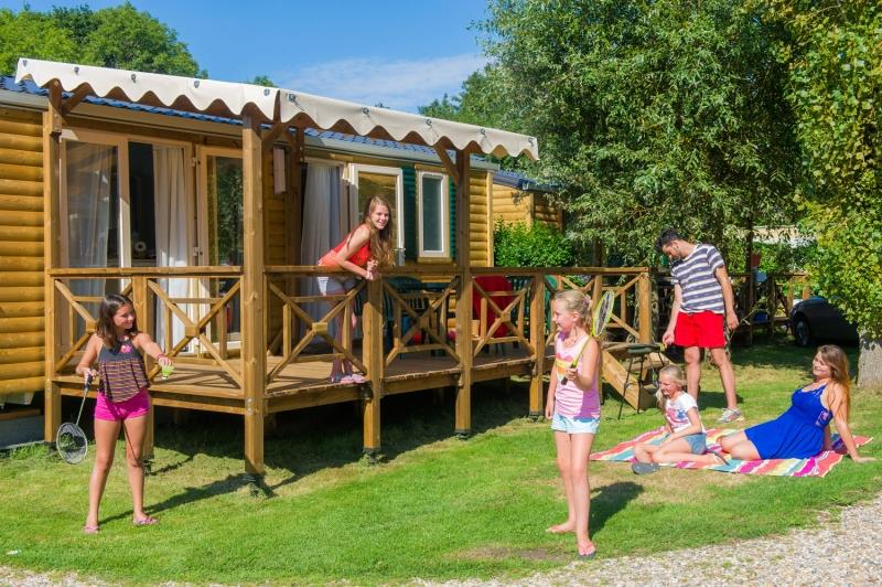 Accommodation - Mobile-Home Resort Top Tv - Capfun - Camping Plan du Fernuy