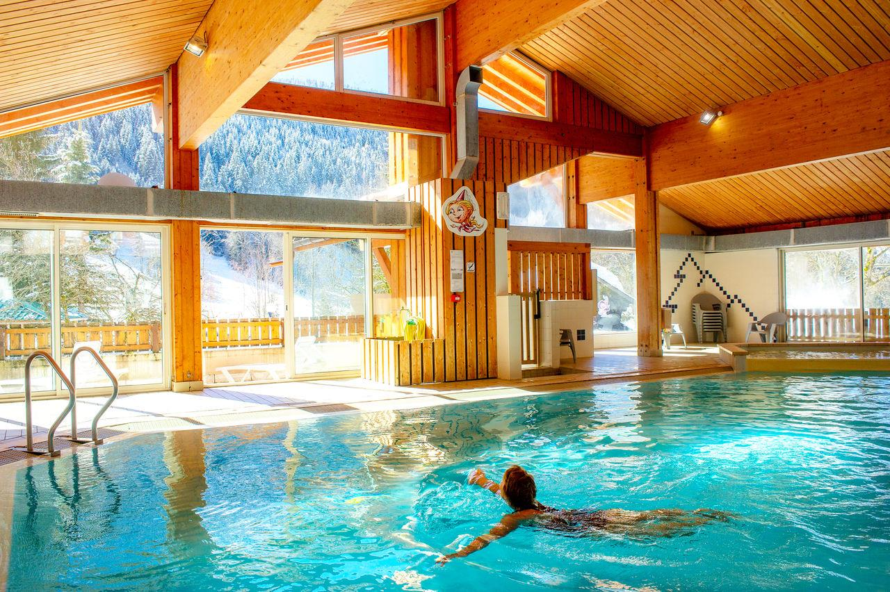Capfun Camping Plan du Fernuy, La Clusaz, Haute-Savoie