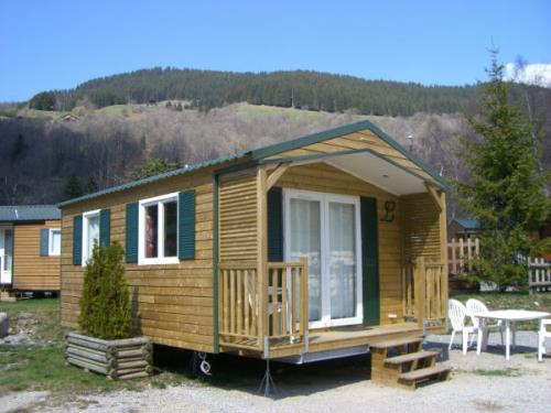 Accommodation - Mobile-Home Mini Habana 1 Bedroom - Capfun - Camping Plan du Fernuy