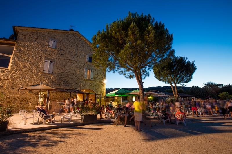 Camping la Nouzarède, Joyeuse, Ardèche