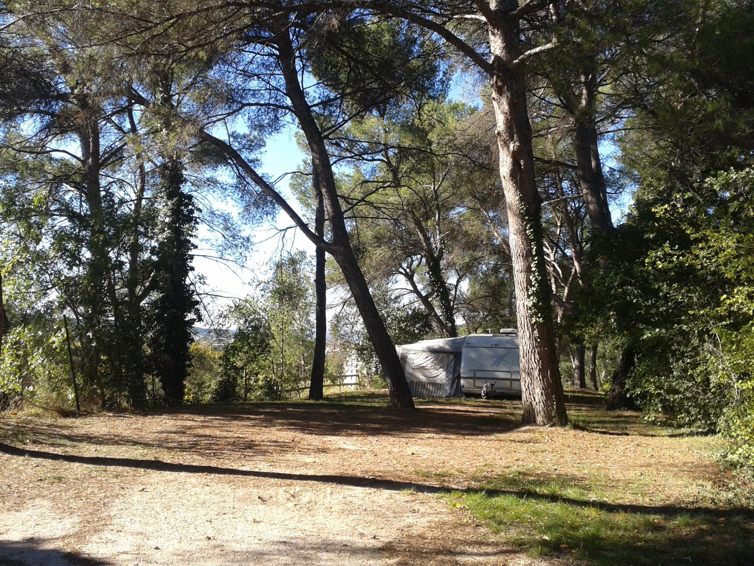 Camping Chantecler, Aix-en-Provence, Bouches-du-Rhône