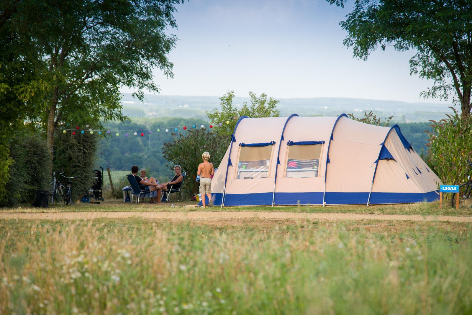 Camping Huttopia Saumur, Saumur, Maine-et-Loire