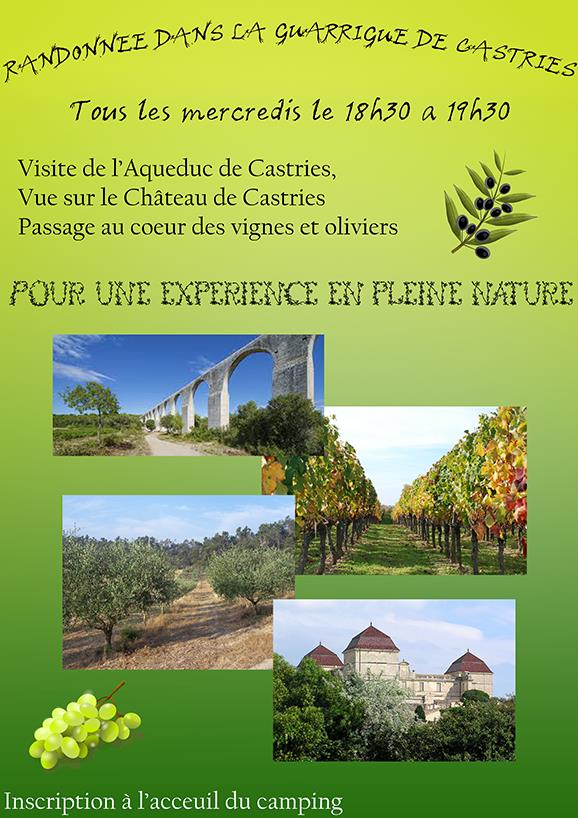 Flower Camping Le Fondespierre