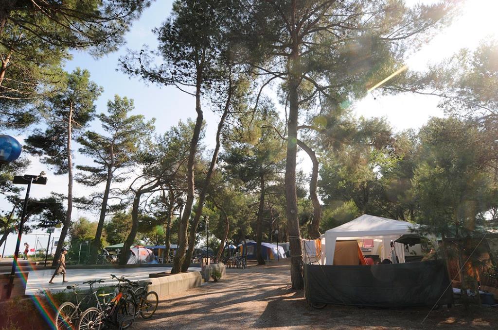 Emplacement - Emplacement Large : Voiture (Dans Le Parking) + Tente/Caravane Ou Camping-Car + Électricité 6A- Du 65 Au 86 Qm - Villaggio Turistico Europa