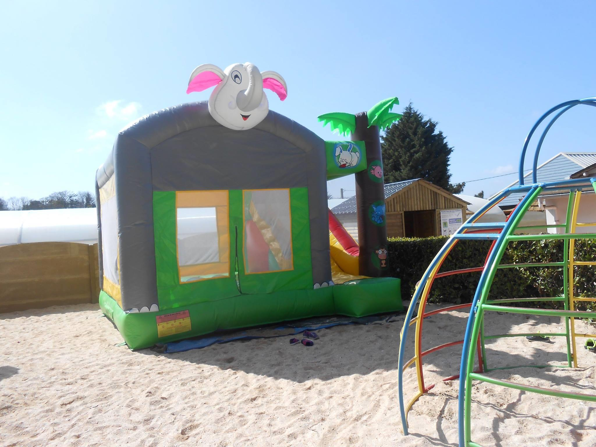 Leisure Activities Camping Le Panoramic - Binic