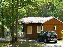 Location - Chalet - Camping Le Logis du Breuil