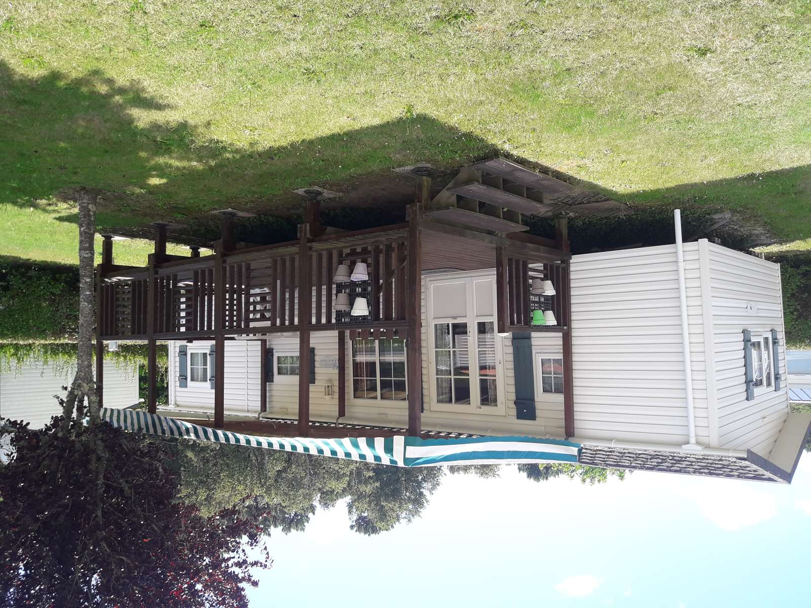 Location - Mobilhome Rapidhome 3Ch. - Camping Le Logis du Breuil