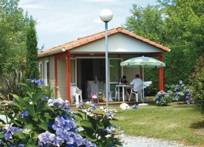 Location - Chalet - Camping Sites et Paysages Lou P'tit Poun