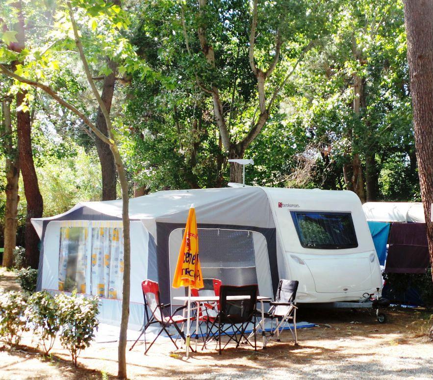Camping le Texas, Argeles-sur-Mer, Pyrénées-Orientales