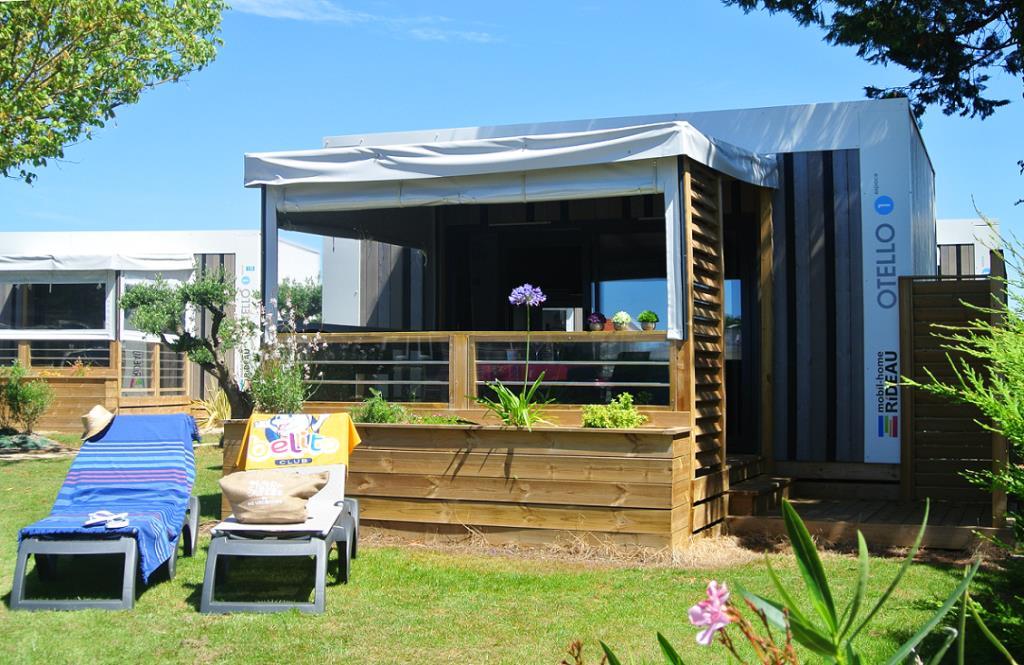 Location - Otello Solo Premium / D - Camping Le Littoral