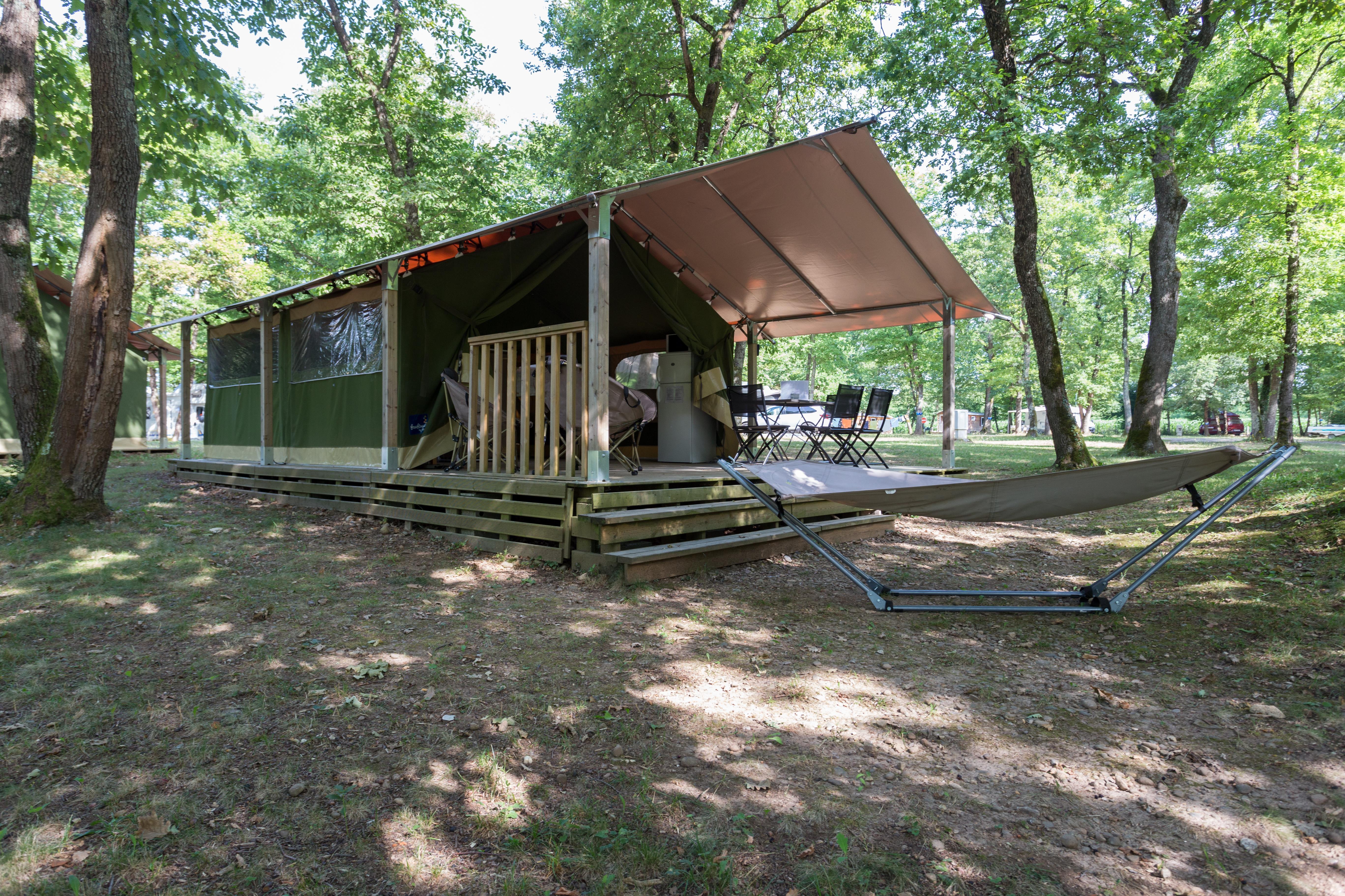 Camping Lac du Marandan, Saint-Romans, Isère
