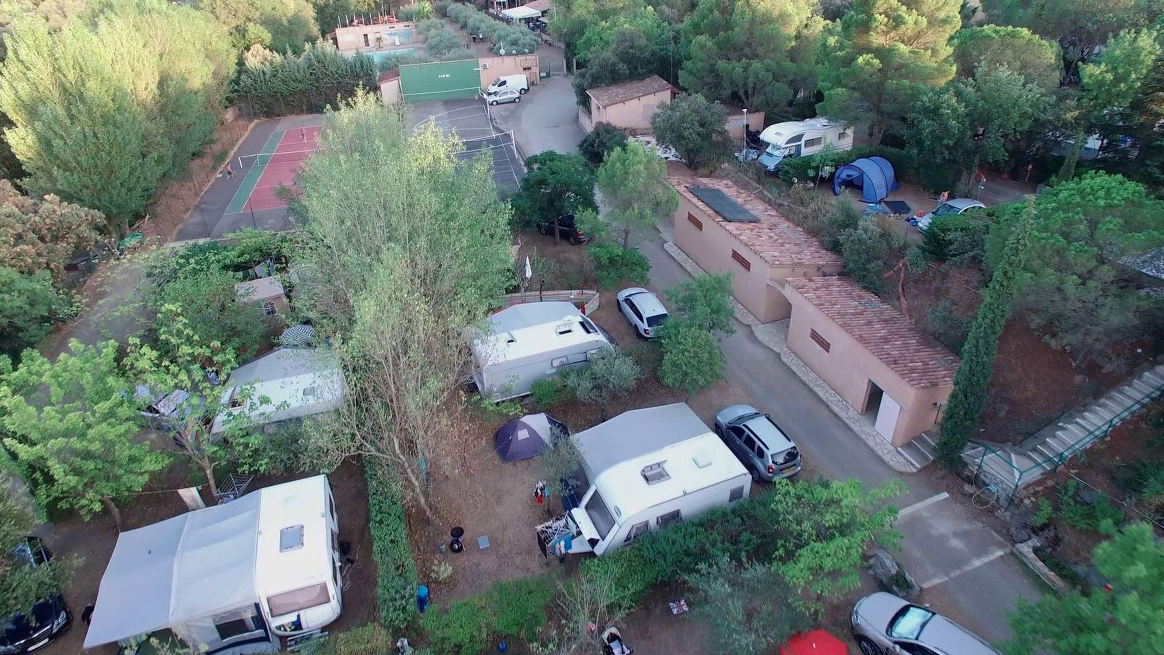Services & amenities Camping L'oliveraie - Laurens