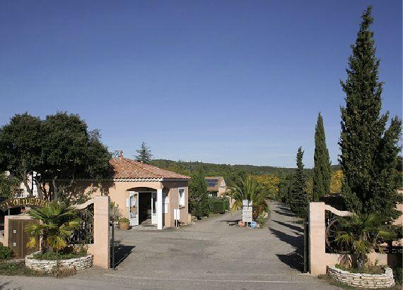 Camping l'Oliveraie, Laurens, Hérault