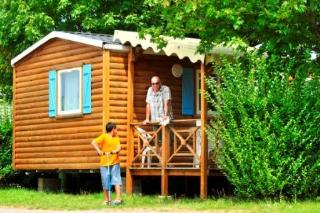 Accommodation - Mobil-Home Habana - Capfun - Domaine Le Grand Lierne