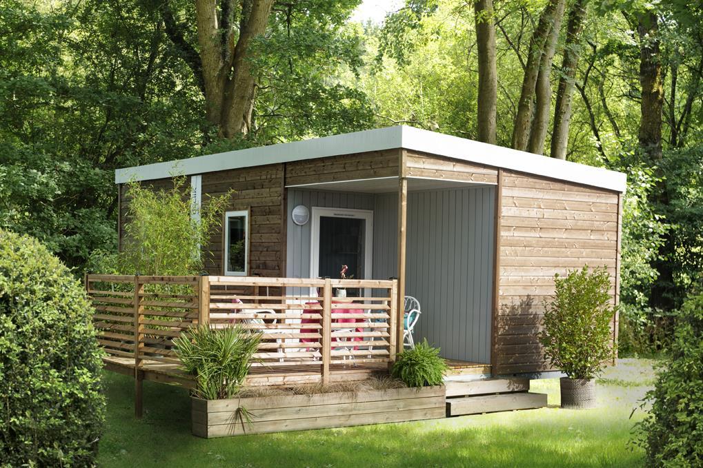 Location - Mobil Home Ciela Family - 26M² - 2 Chambres - Camping Terra Verdon-Ciela Village