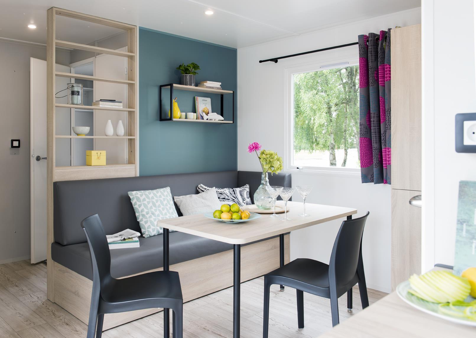 Location - Mobil Home Ciela Family - 32M² - 3 Chambres - Camping Terra Verdon-Ciela Village