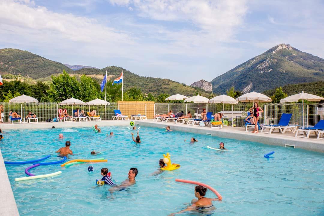Camping Terra Verdon (International), Castellane, Alpes-de-Haute-Provence