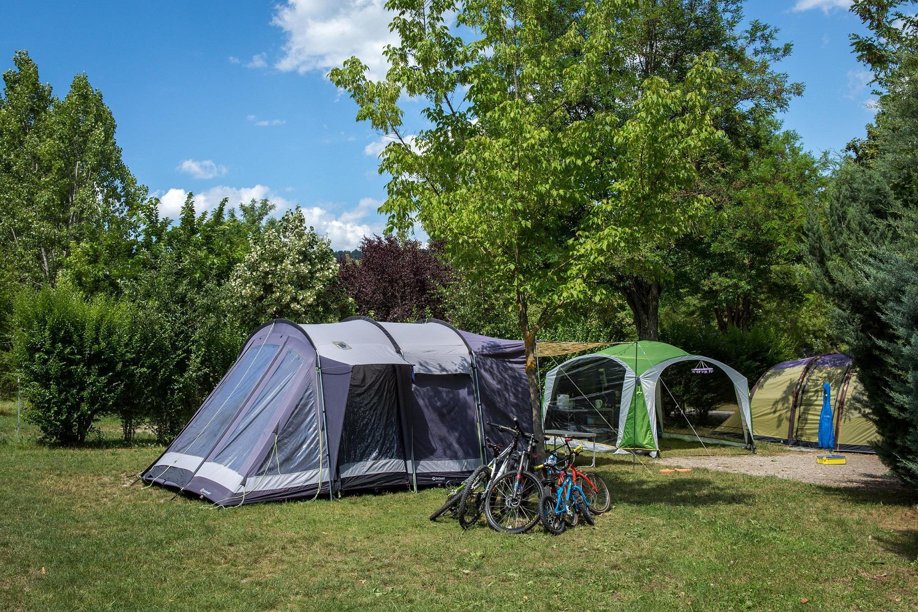 Emplacement - Forfait Emplacement Confort 90M² + Électricité - Camping Terra Verdon-Ciela Village