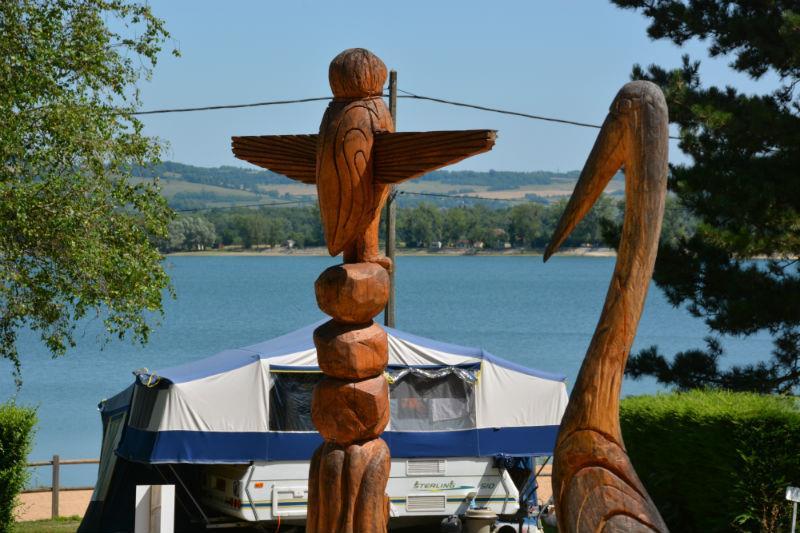 Camping Sunêlia Lac de Panthier, Vandenesse-en-Auxois, Côte-d'Or