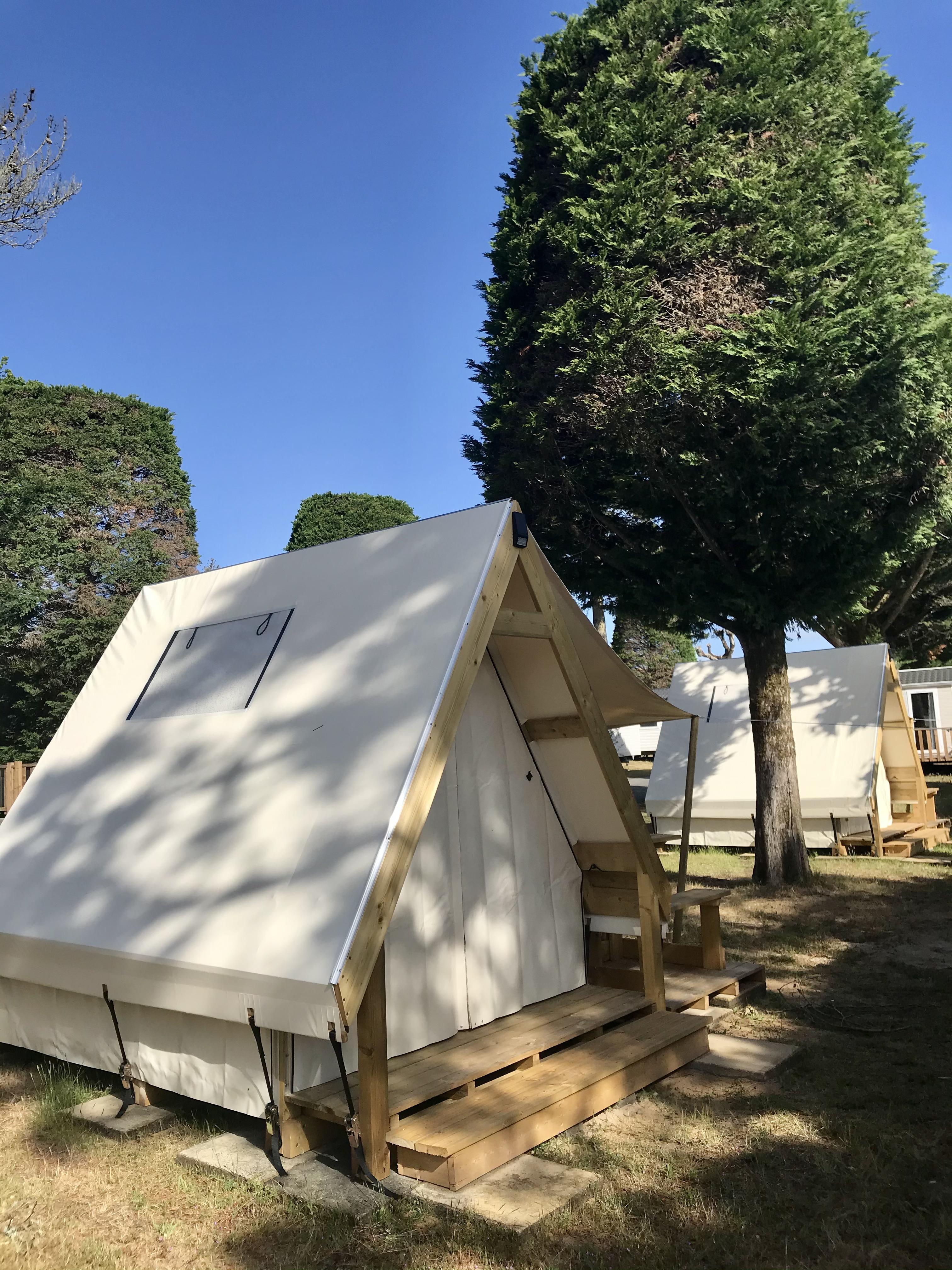 Tente Ecolodge Randonneur 6m² (1 à 2 pers)
