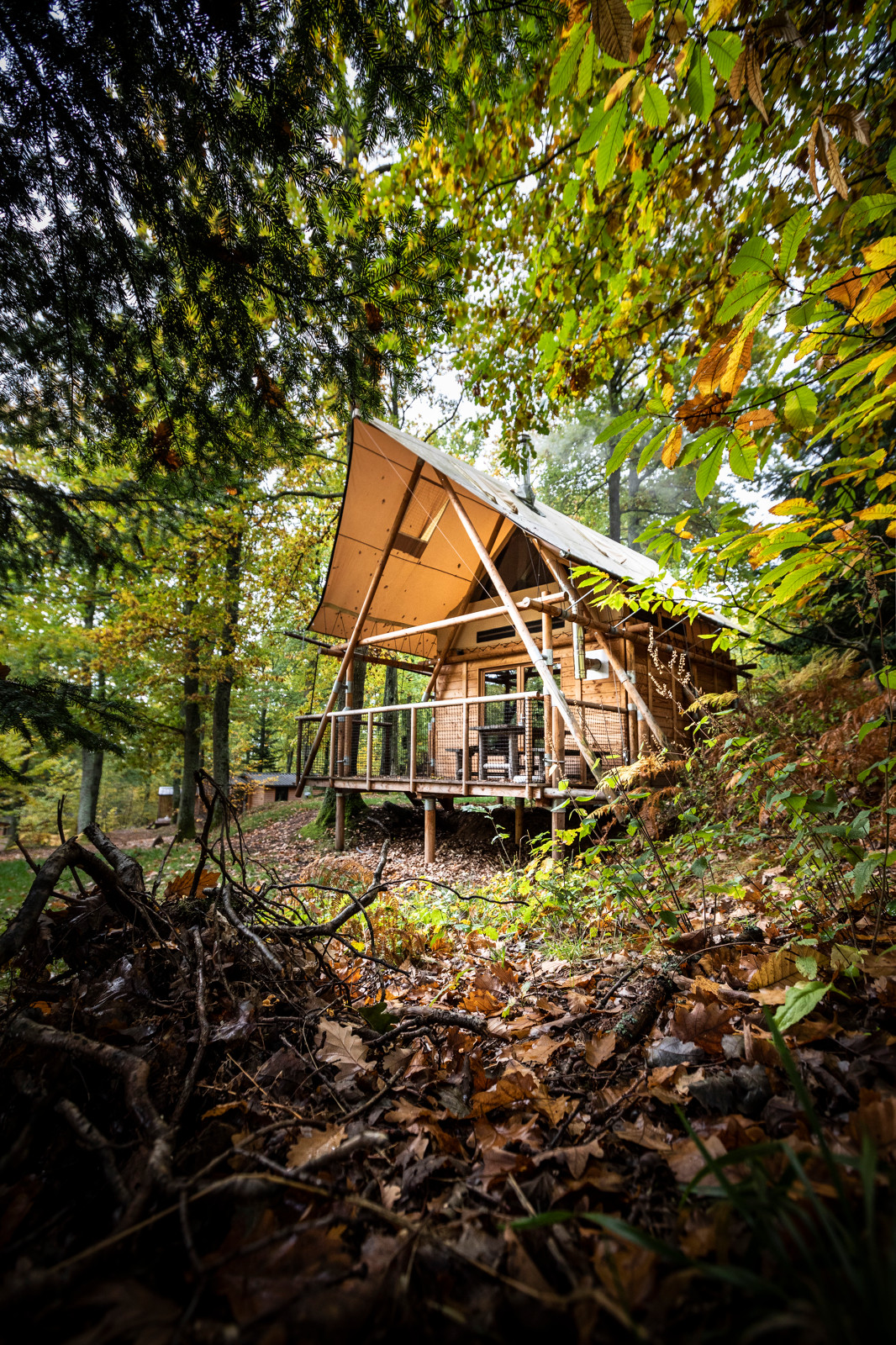 Camping Huttopia de Wattwiller, Wattwiller, Haut-Rhin