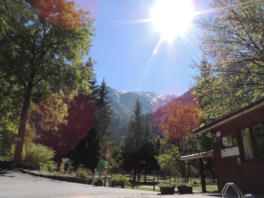 Camping Le Champ Du Moulin - Venosc