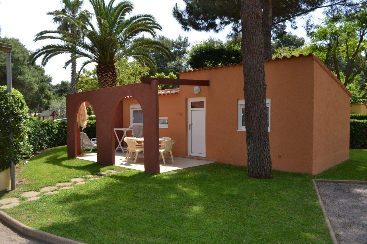Location - Maison De Vacances Brasilia Village** (1 Chambre) - Yelloh! Village Le Brasilia