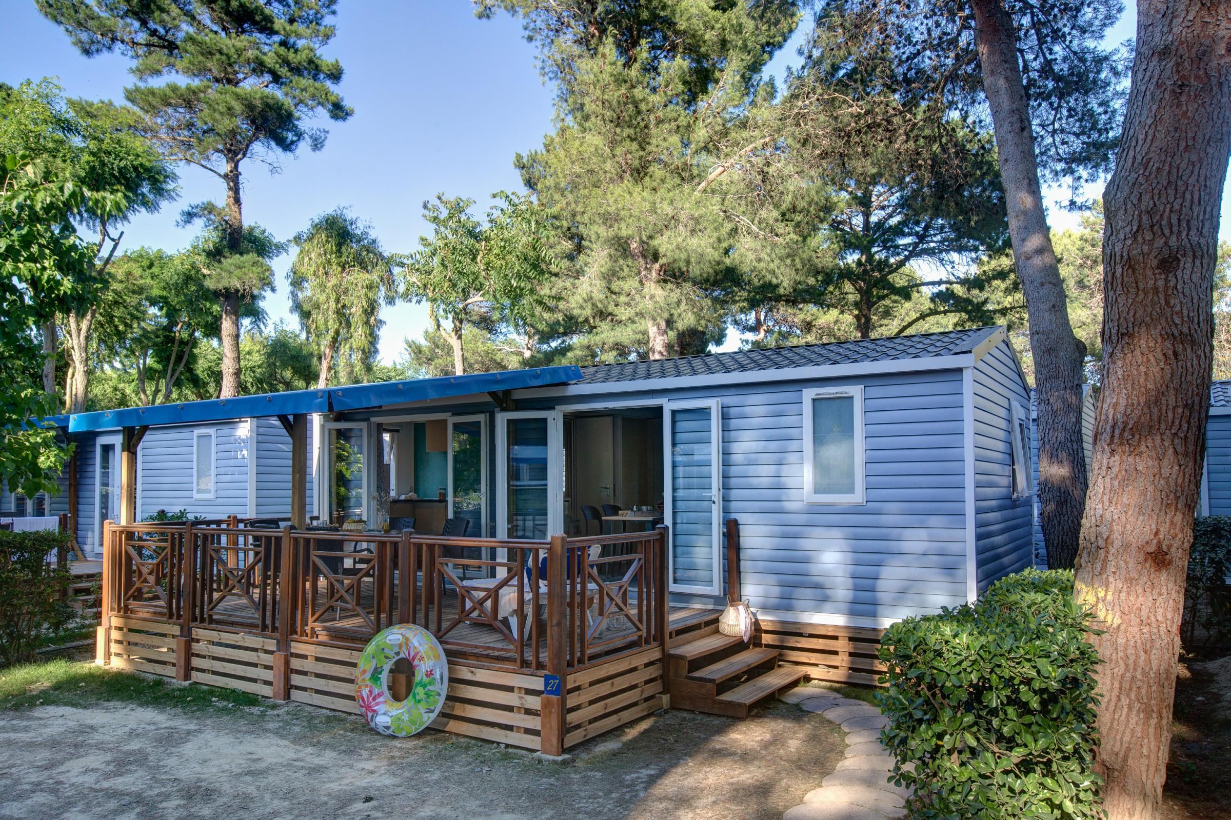 Location - Cottage Sud*** (2 Chambres) Climatisé - Yelloh! Village Le Brasilia