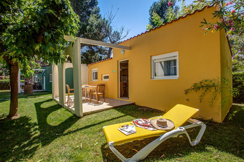 Location - Maison De Vacances Brasilia Village** (2 Chambres) - Yelloh! Village Le Brasilia