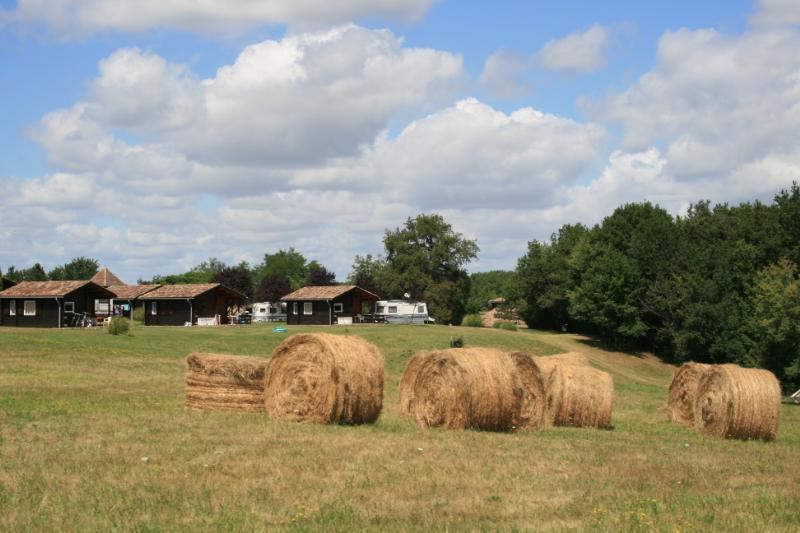 Camping Domaine Laborde, Monflanquin, Lot-et-Garonne