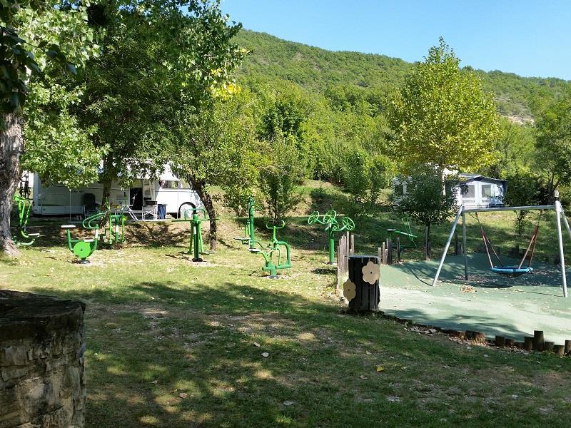 Emplacement - Emplacement Nature - Camping Domaine Naturiste des Lauzons