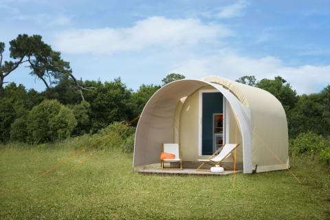 Location - Coco Sweet Confort 12M² - Camping Domaine Naturiste des Lauzons