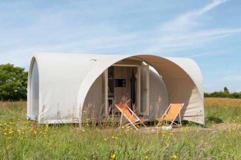 Location - Coco Sweet 16M² - Camping Domaine Naturiste des Lauzons